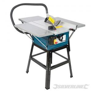 Scie sur table Silverstorm 254 mm 1 600 W