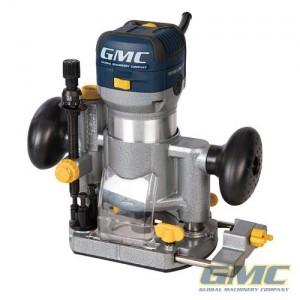 """Défonceuse-affleureuse 1/4"""" 710 W GMC"""