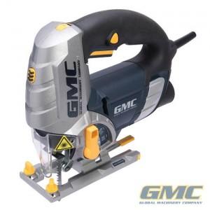 Scie sauteuse à action pendulaire avec guidage laser 750 W GMC