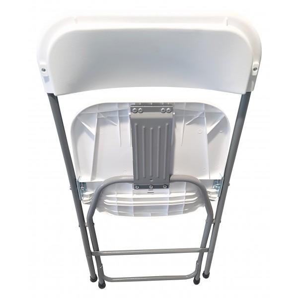 chaise pliante plastique bjs fournitures. Black Bedroom Furniture Sets. Home Design Ideas