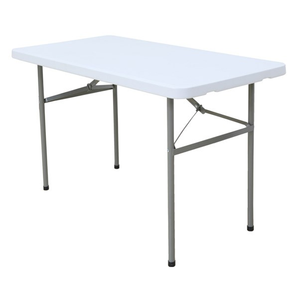 Table pliante rectangle 4 personnes for Table midland 4 personnes