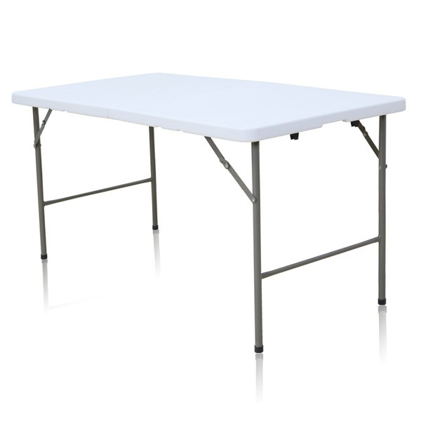 Table pliante rectangle 6 personnes table pliante en malette for Petite table pliante pas cher