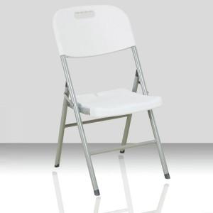 Chaise pliante en HPDE