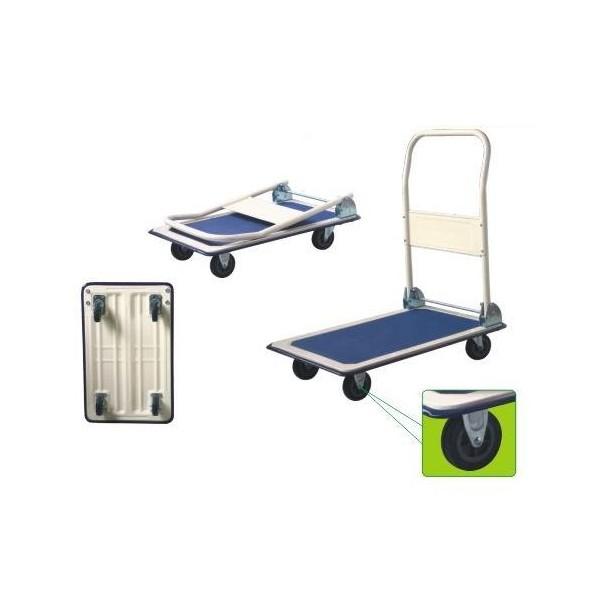 chariot pliable 150 kg bjs fournitures. Black Bedroom Furniture Sets. Home Design Ideas