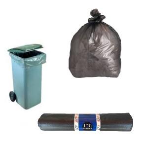 Sac poubelle Spécial containers 120 Litres