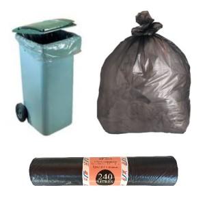 Sac poubelle Spécial containers 240 Litres