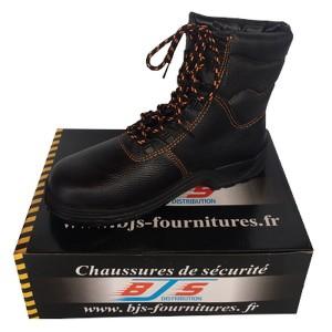 Chaussures de sécurité Cuir 004