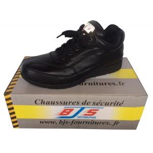 Chaussures de sécurité Cuir 005