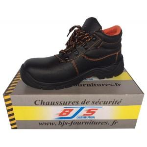 Chaussures de sécurité Cuir 009
