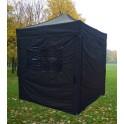 Mur fenêtre pour tente 2.4 x 2.4m , 30 mm carrée