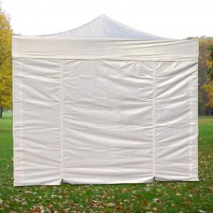 Mur plein pour tente pliante, longueur 3m