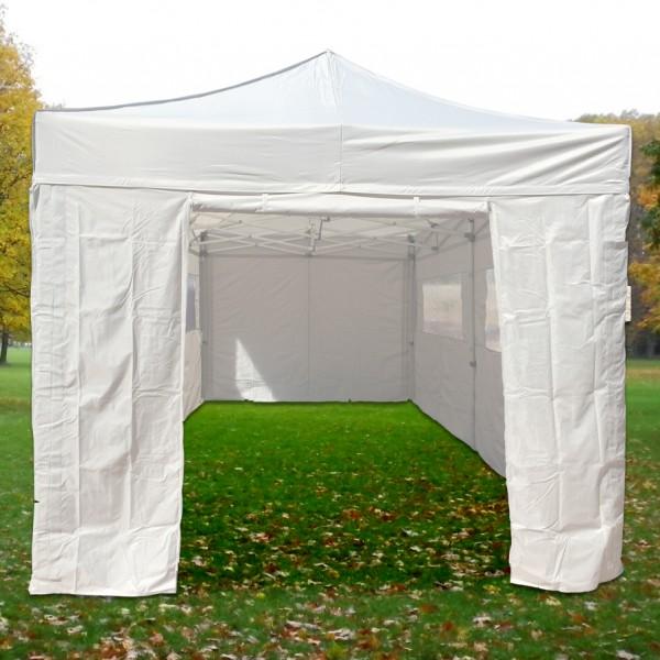 Mur porte pour tente pliante longueur 3m bjs fournitures - Kit pour porte pliante ...