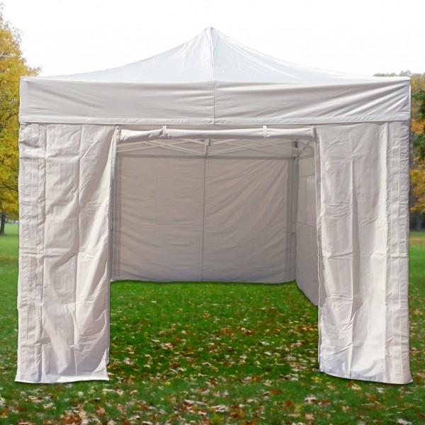 mur porte pour tente pliante longueur 3m bjs fournitures. Black Bedroom Furniture Sets. Home Design Ideas