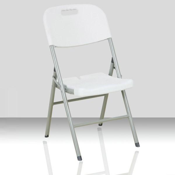 chaise pliante en hpde bjs fournitures. Black Bedroom Furniture Sets. Home Design Ideas
