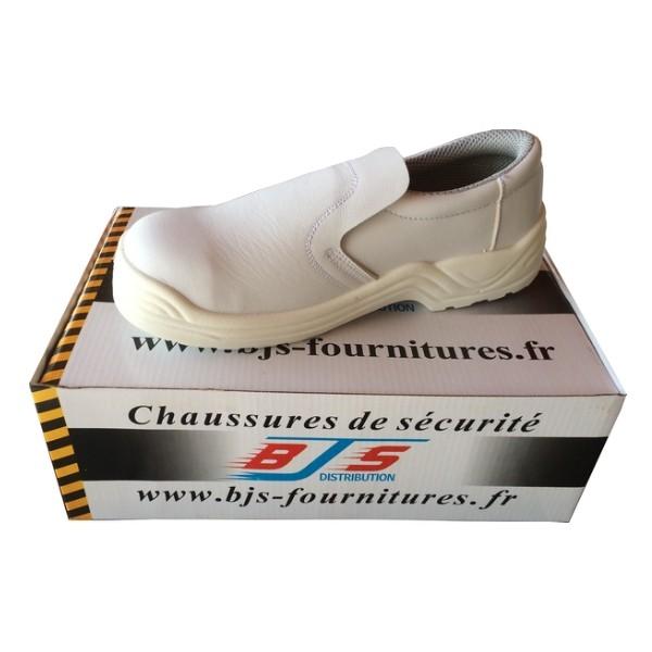 chaussures de s curit sans lacets agroalimentaire bjs. Black Bedroom Furniture Sets. Home Design Ideas