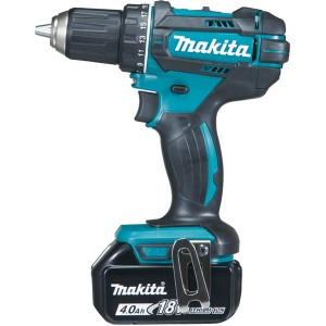 Perceuse visseuse MAKITA 18 V Li-Ion 4 Ah Ø 13 mm