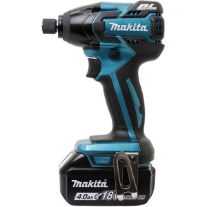 Visseuse à chocs MAKITA 18 V Li-Ion 4 Ah 160 Nm