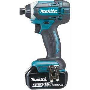 Visseuse à chocs MAKITA 18 V Li-Ion 4 Ah 165 Nm