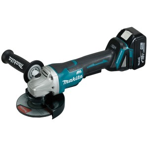 Meuleuse MAKITA Ø 125 mm 18 V Li-Ion 4 Ah