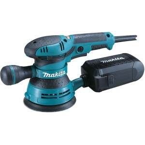 Ponceuse excentrique 300 W Ø 125 mm MAKITA