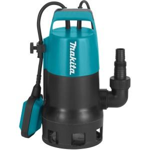 Pompe vide-cave à eau chargée 400 W MAKITA