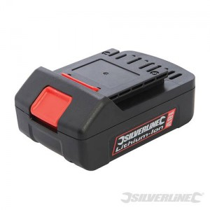 Batterie Li-ion 1,3 Ah Silverstorm 18 V