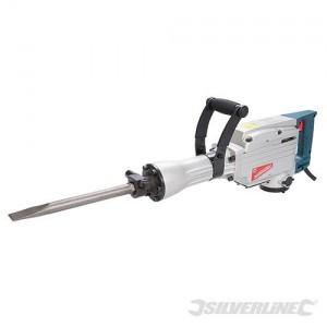 Marteau piqueur électrique Silverstorm 1 500 W