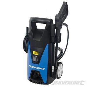 Nettoyeur haute pression SILVERLINE 1 650 W