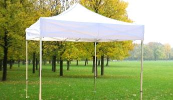 Nos tentes pliantes et barnum
